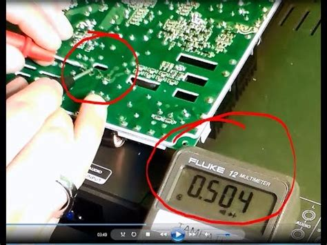 check capacitor on circuit board easy way how to test capacitors diodes rectifiers on powersupply using multimeter