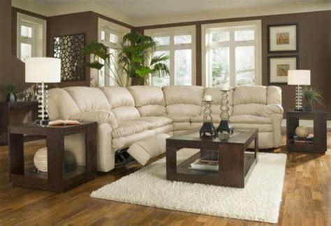 brown living rooms cream and brown living room ideas modern house