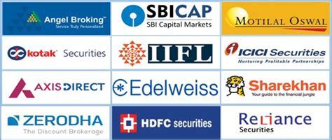 best stock broker 25 best service stock brokers in india for 2018