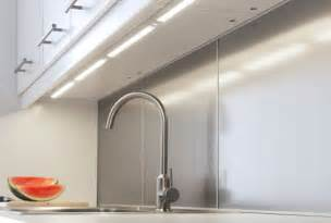 Led Lights In The Kitchen Energy Saving Task Lighting In The Kitchen 10 Led Cabinet Lights Apartment Therapy