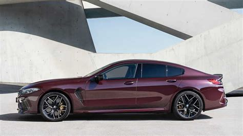 bmw  gran coupe competition