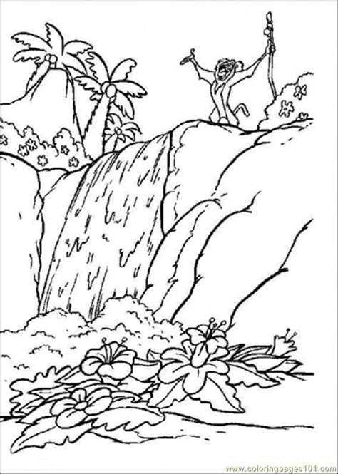 coloring pages rainforest free rainforest coloring pages coloring home
