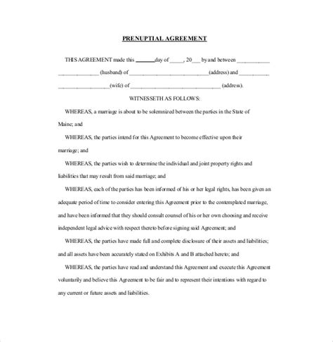 post nuptial agreement uk template post nuptial agreement template uk prenuptial agreement