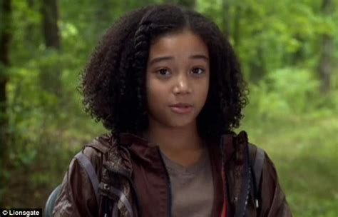 hunger games hairstyles rue march 2012 coolfwdclip