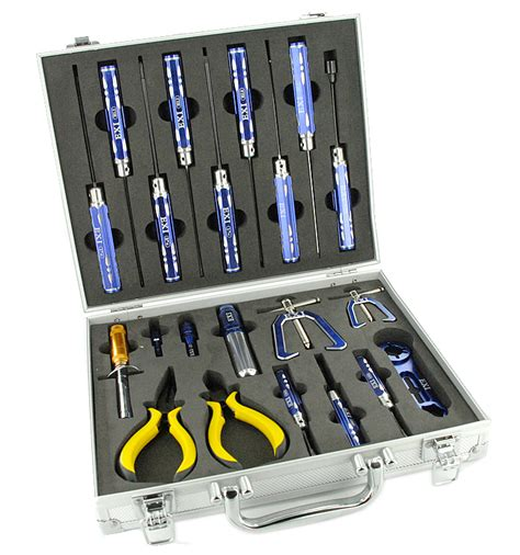 Tools Set By Rc 21 pcs exi ultimate professional tool kit set for hobby rc