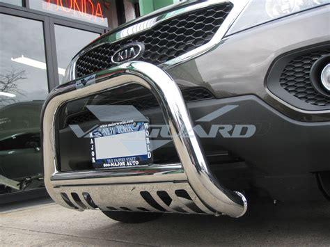 kia sorento bumper vanguard 11 13 sorento front bull bar bumper protector