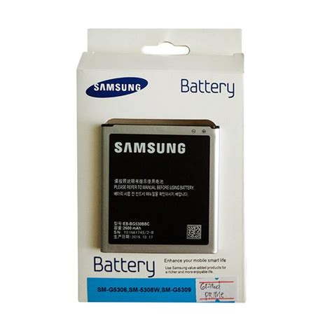 Baterai Hp Samsung Galaxy Grand Prime jual samsung original baterai for grand prime