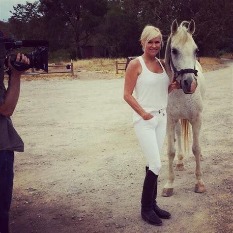 yolanda foster horse riding 38 best yolanda foster images on pinterest yolanda