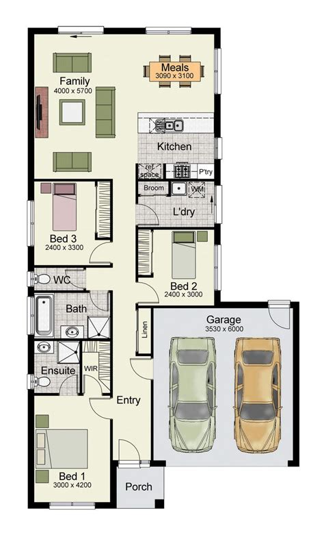 how small is 281 square meter 136 best images about hotondo homes home designs on home buyer clever design