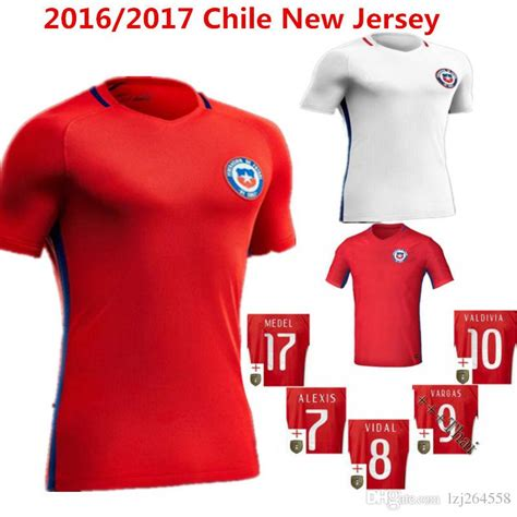 alexis sanchez chile jersey 2017 whosales discount new chile 2017 soccer jerseys chile