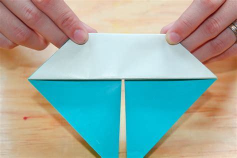 Make Paper Sailboat - how to make an origami sailboat 9 steps with pictures