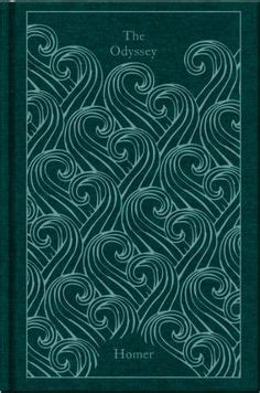the odyssey penguin clothbound 0141192445 25 great book covers notebooks classic and love book