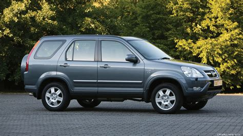 2004 Honda Crv by 2004 Honda Cr V Information And Photos Momentcar