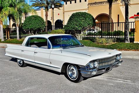 1962 Cadillac Fleetwood by All American Classic Cars 1962 Cadillac Fleetwood Sixty