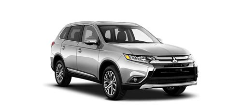 2017 white mitsubishi outlander 2018 mitsubishi outlander exterior color options