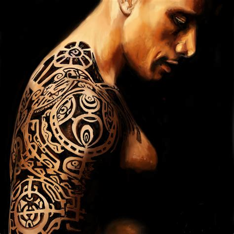 dwayne johnson brust tattoo dwayne johnson the rock profile biography pictures news