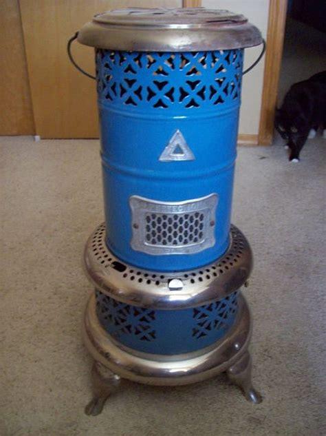 small portable waste oil heater relaxshacks vintage oil and kerosene heaters heat for