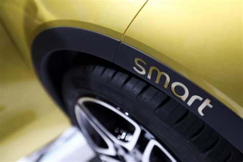 where is the smart car manufactured daimler launches new version of tiny smart car