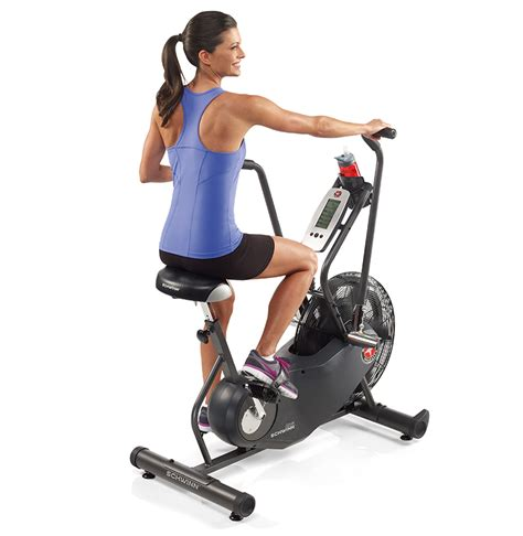 schwinn airdyne fan bike schwinn airdyne ad6 fan exercise bike ad6 orbit fitness