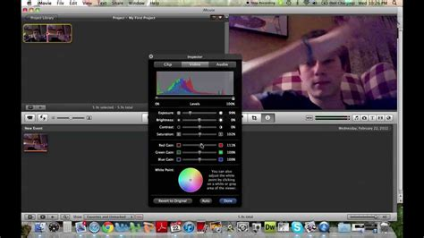 tutorial to use imovie imovie tutorial how to speed up slow down change color