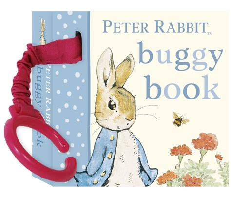 rainbow designs peter rabbit my first peter rabbit rainbow designs peter rabbit attachable buggy book baby toddler travel