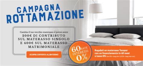 rottamazione divani offerta tempur rottamazione materasso materassi roma autuori