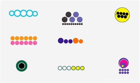 12 color combinations logos business and color combos design charts for better typography and color noupe