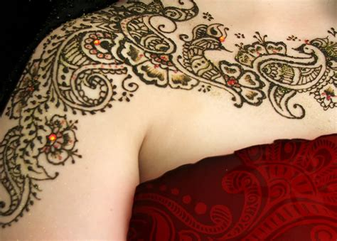 henna tattoo designs shoulder and arm 49 beautiful henna tattoos for