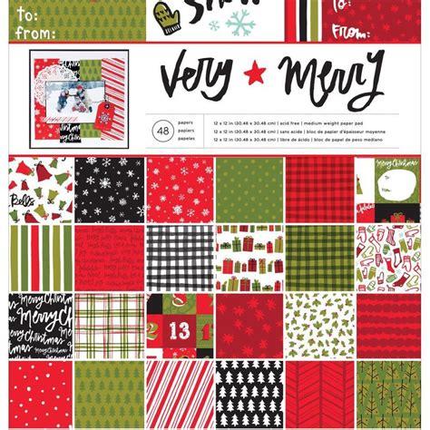 decorar hojas de block scrapbook block papel navide 241 o 4 hojas decorar cartulinas