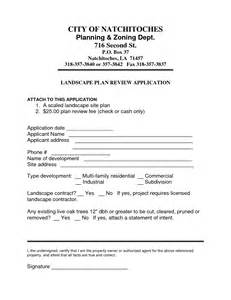 Landscaping Contract Template by Landscape Contract Newsonair Org