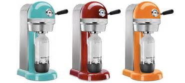 Online Design Your Own Kitchen kitchenaid s sodastream machines look transplanted from a