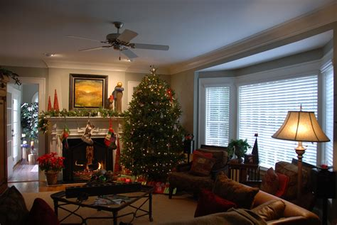 christmas decorating for small living room 4141 latest