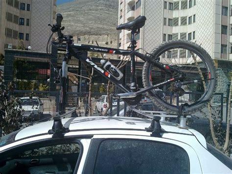 Diy Car Bike Rack by Diy Bicycle Roof Rack All