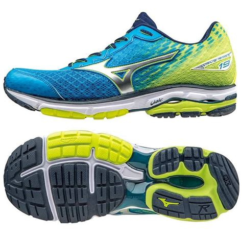 mizuno wave rider running shoes mizuno wave rider 19 mens running shoes ss16 sweatband