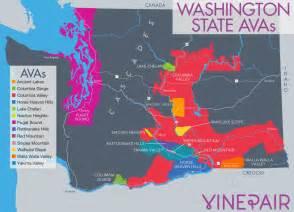 washington vineyards map