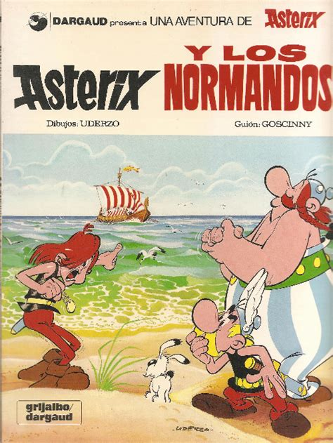 ast 233 rix en espagnol 9 ast 233 rix y los normandos