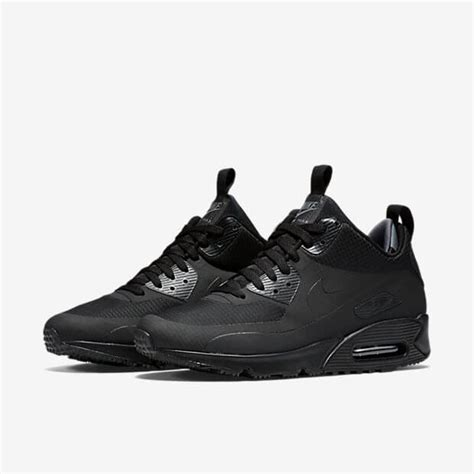 Nike Airmax Black Original Made In nike air max 90 utility black the sole supplier