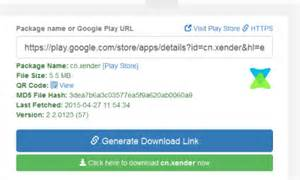 Apk Downloader by Website To Generate Apk File For Any Android App Mobilitaria