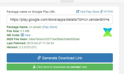 apk downloader software website to generate apk file for any android app mobilitaria
