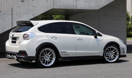 subaru xv / crosstrek bodykit#gotbodykits? #rvinyl does at