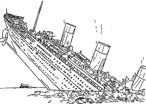 titanic coloring pages awesome interior of titanic coloring pages batch coloring