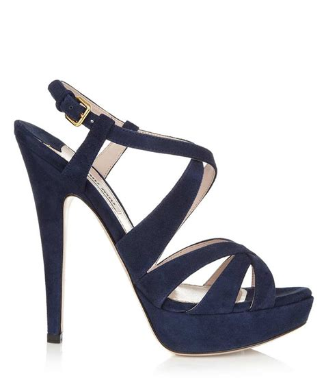 Top Five Navy Heels by Secretsales Discount Designer Clothes Sale