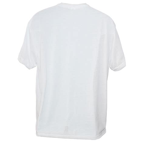 Tshirt Mens White Front s kolorcoat lightweight white t shirt front and back