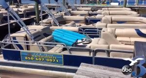 paddle boat rentals destin s e a chase watersports destin s premiere pontoon boat