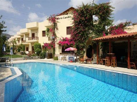 Appartments In Crete by Lambis Apartments Stalis Crete Greece Book