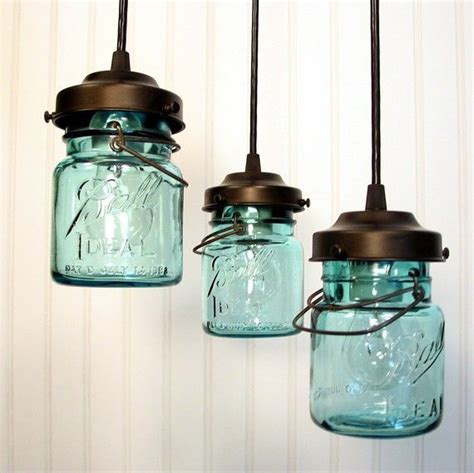 canning jar lights chandelier 170 best images about rustic lighting ideas on pinterest