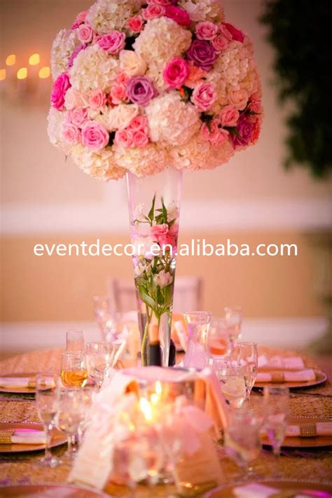 centerpieces with vases beautiful vase for wedding centerpieces clear