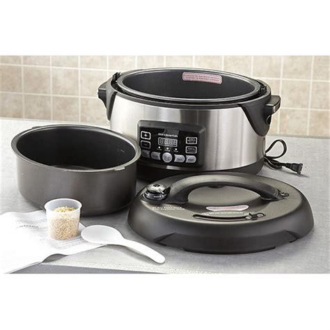 refurbished kitchen appliances 5 2 quart electric pressure cooker refurbished