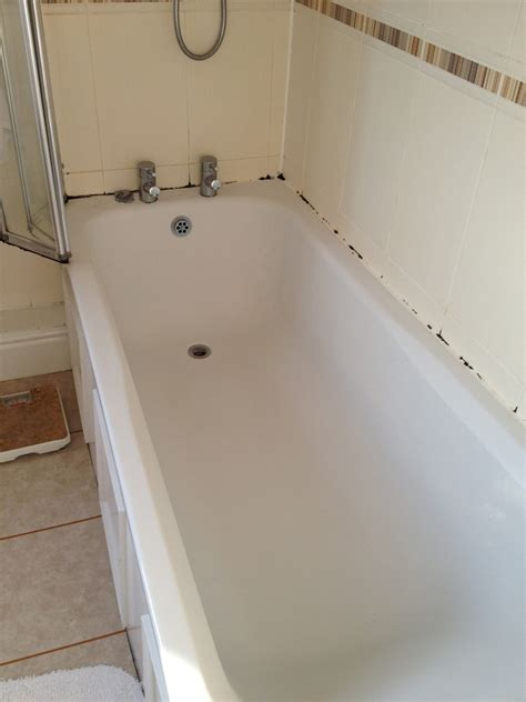 seal bathtub replace shower screen and re seal bath handyman job in liverpool merseyside mybuilder