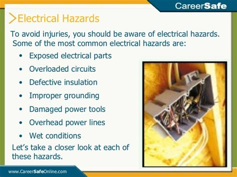 top 28 to prevent electric shock you should the big four construction hazards electrical